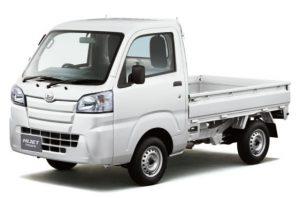 ダイハツハイゼットトラック スタンダード5MT4WDメンテ付